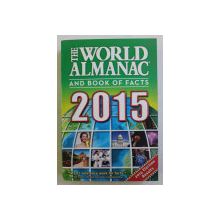 THE WORLD ALMANAC AND BOOK OF FACTS , edited by SARAH JANSSEN , 2015