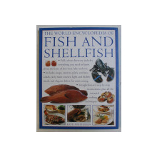 THE WORLD ENCYCLOPEDIA OF FISH AND SHELLFISH  by KATE WHITEMAN , 2010