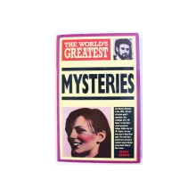 THE WORLD ' S GREATEST MYSTERIES by GERRY BROWN , 160 PAG.