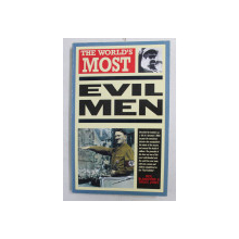 THE WORLD ' S MOST EVIL MEN by NEIL BLANDFORD and BRUCE JONES , 2002