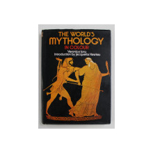 THE WORLD 'S MYTHOLOGY IN COLOUR , by VERONICA IONS , 1974