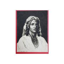 Theodor Aman - Tiganca, Gravura 1874