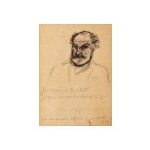 Theodor Pallady (1871 - 1956) - Autoportret