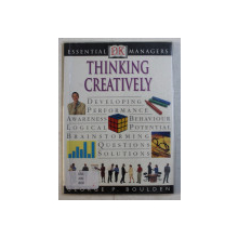 THINKING CREATIVELY by GEORGE P. BOULDEN , 2002