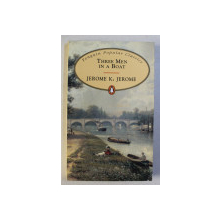 THREE MAN IN A BOAT by JEROME K. JEROME , 1994