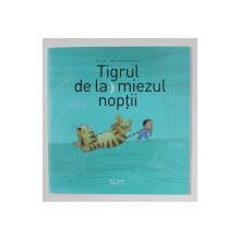 TIGRUL DE LA MIEZUL NOPTII de GUIDO VAN GENECHTEN , 2019
