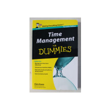 TIME MANAGEMENT FOR DUMMIES by CLARE EVANS , 2008