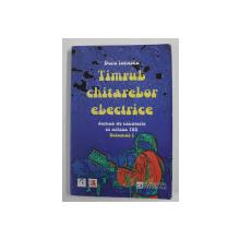 TIMPUL CHITARELOR ELECTRICE , VOL. I JURNAL DE CALATORIE IN ARHIVELE TVR de DORU IONESCU