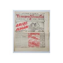 ' TIMPUL FAMILIEI ' , ZIAR , ANUL V , NR . 223   , JOI 4 MAI  , 1944