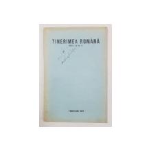 TINERIMEA ROMANA, ANUL LV, NR. 6 - FEBRUARIE 1937