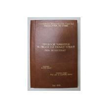 TIPOLOGIE NARATIVA IN PROZA LUI PANAIT ISTRATI  - TEZA DE DOCTORAT de ZAMFIR BALAN , 2001