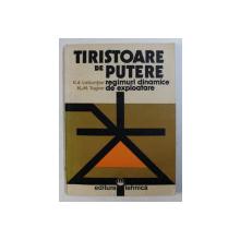 TIRISTOARE DE PUTERE - REGIMURI DINAMICE DE EXPLOATARE de V . A. LABUNTOV si N . M. TUGOV , 1983