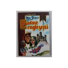 TOM DEGETEL SI ALTE BASME ENGLEZESTI de JOSEPH JACOBS , ilustratii de ROXANA GHITA , 1996