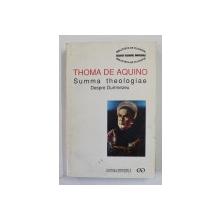 TOMA DE AQUINO- SUMMA THEOLOGIAE- DESPRE DUMNEZEU