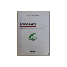 TOPOGRAFIE - NOTE DE CURS de MARCEL COSTEL BRISAN , 2004