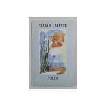 TRAIAN LALESCU - POEZII , 1999