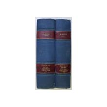 TRAITE DE CHIMIE GENERALE , VOL. I - II par W. NERNST , 1924