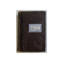 TRAITE ELEMENTAIRE DES CHEMINS DE FER par AUG. PERDONNET , TOME PREMIER , 1858