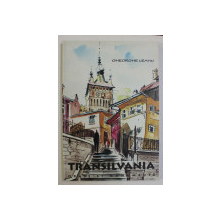 TRANSILVANIA - ORASE SI MONUMENTE de GHEORGHE LEAHU , 1998