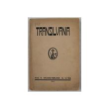 ' TRANSILVANIA '  - ORGAN AL ASTREI , ANUL 76 , NR. 1 - 2 , IANUARIE - FEBRUARIE , 1945