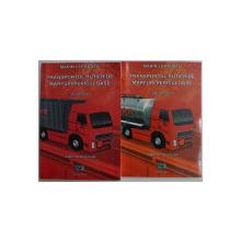 TRANSPORTUL RUTIER DE MARFURI PERICULOASE de MARIN LEPADATU , VOLUMELE I - II , 2003