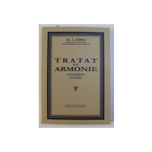 TRATAT DE ARMONIE , 710 EXEMPLE , 150 TEME de AL. I. ZIRRA , 2014