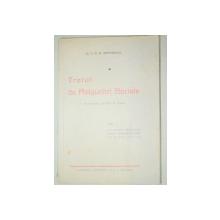 TRATAT DE ASIGURARI SOCIALE-T.D.R. IOANITESCU  VOL 1  1942
