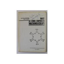 TRATAT DE CHIMIA  COMPUSILOR MACROMOLECULARI de CRISTOFOR SIMIONESCU si DOREL FELDMAN , 1974