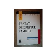 TRATAT DE DREPTUL FAMILIEI de ION P. FILIPESCU , 1998