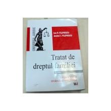 TRATAT DE DREPTUL FAMILIEI EDITIA A VIII-A-ION P.FILIPESCU,ANDREI I.FILIPESCU