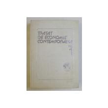TRATAT DE ECONOMIE CONTEMPORANA VOL. I de COLECTIV , 1986