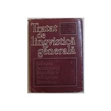 TRATAT DE LINGVISTICA GENERALA , sub redactia lui AL. GRAUR ...LUCIA WALD , 1971 , DEDICATIE*