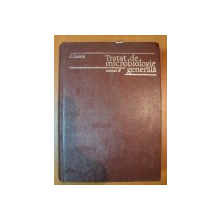 TRATAT DE MICROBIOLOGIE GENERALA VOL. IV de G. ZARNEA , 1990