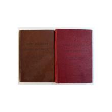 TRATAT ELEMENTAR DE CHIMIE ORGANICA de COSTIN D . NENITESCU , VOLUMELE I - II , 1942 - 1943