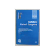 TRATATELE UNIUNII EUROPENE (JO C326 DIN 26 OCTOMBRIE 2012) , VERSIUNE CONSOLIDATA , 2013