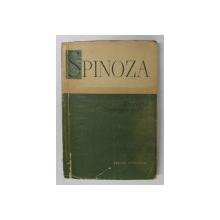 TRATATUL TEOLOGICO-POLITIC - SPINOZA  1960