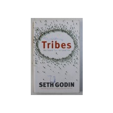 TRIBES - WE NEED YOU TO LEAD US by SETH GODIN , 2008