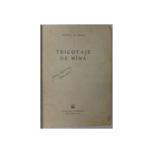TRICOTAJE DE MANA de MARTHA M. RECHT , 1957