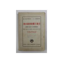 TRIGONOMETRIE PENTRU CLASA VI - A SECUNDARA de GH. DUMITRESCU si AL. ANDRONIC , 1942