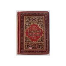 TRUG - GOLD - ERZAHLUNG AUS DEM 17 . JAHRHUNDERT von RUDOLF BAUMBACH , 1884