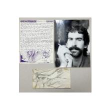 Tudor Jebeleanu, Desen, fotografie si scrisoare