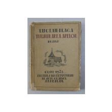 TULBURAREA APELOR ED. I de LUCIAN BLAGA , CLUJ 1923