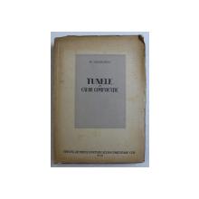 TUNELE PE CAI DE COMUNICATIE de M. I. DANDUROV , 1949