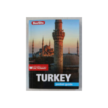 TURKEY - POCKET GUIDE , WITH NEW DICTIONARY , 2019