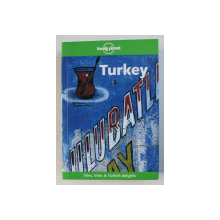 TURKEY - SITES , BITES & TURKISH DELIGHTS - LONELY PLANET GUIDE by TOM BROSNAHAN ...RICHARD PLUNKETT , 2001