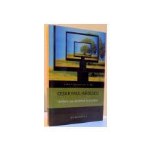 UMBRE PE ECRANUL TRANZITIEI de  CEZAR PAUL BADESCU  , 2013