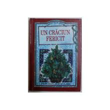UN CRACIUN FERICIT , editior HELEN EXLEY , ilustratii de JULIETTE CLARKE , 1992