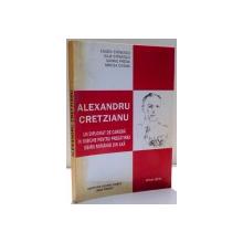 UN DIPLOMAT DE CARIERA IN MISIUNE PENTRU PREGATIREA IESIRII ROMANIEI DIN AXA de ALEXANDRU CRETZIANU , 1999 *PREZINTA HALOURI DE APA