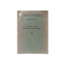 UN MARE DASCAL : TEODOR COSTESCU  de PETRE SERGESCU , 1940