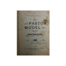 UN PASTOR MODEL / CHIPUL MAMEI / MARTIRUL SEBASTIAN / PUSTNICUL DIN CARMEL , COLEGAT DE PATRU CARTI , 1910 - 1916